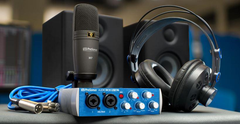 Cheap Recording Studio Equipment Package