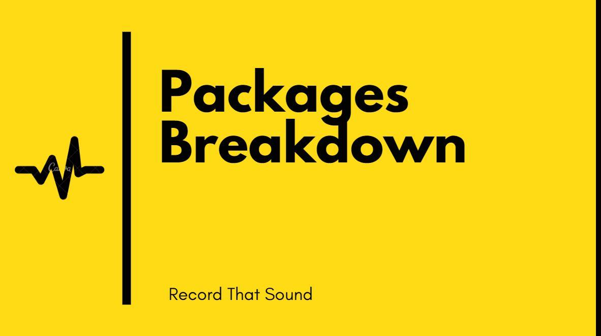 Packages Breakdown