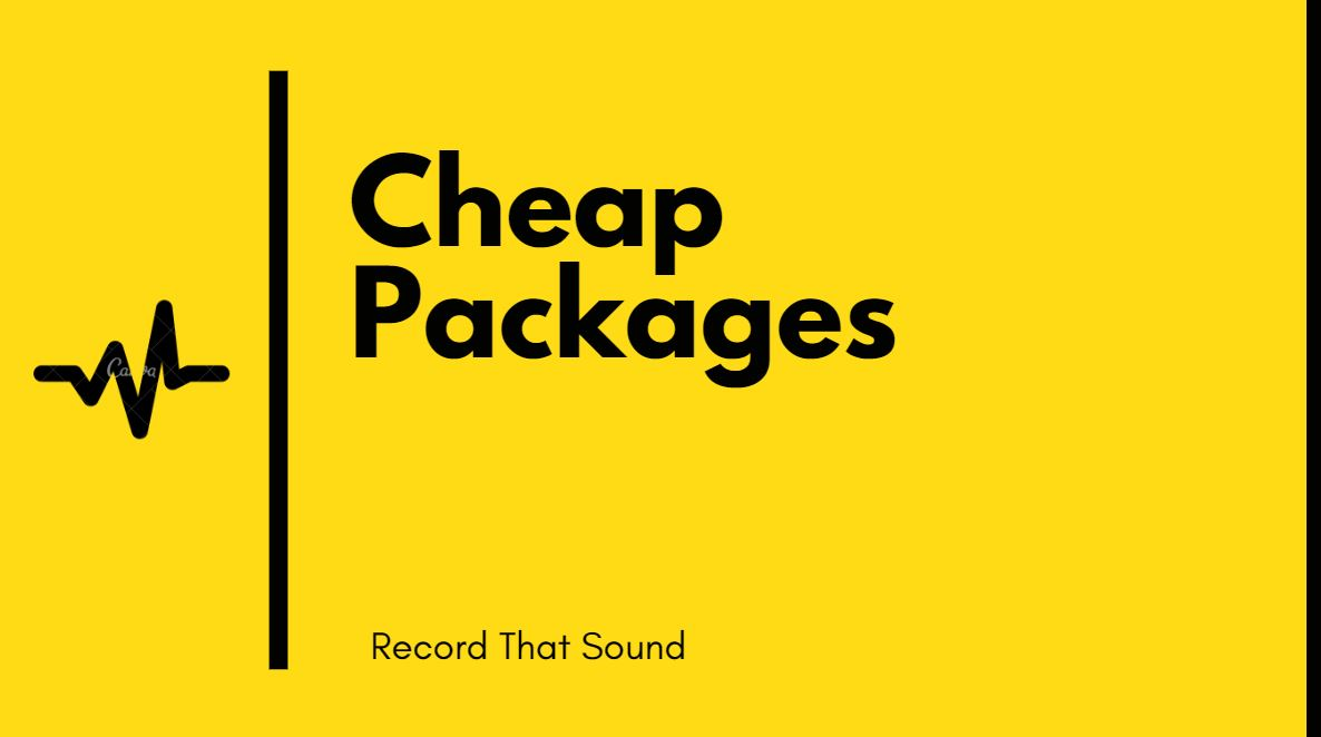 cheap packages banner