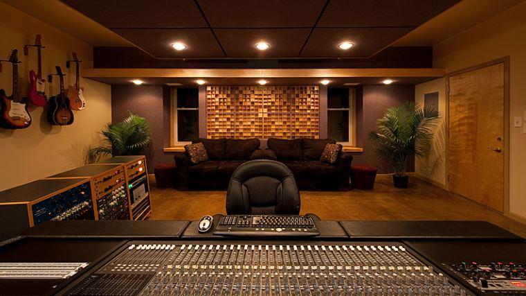 Professional Recording Studio Cost
