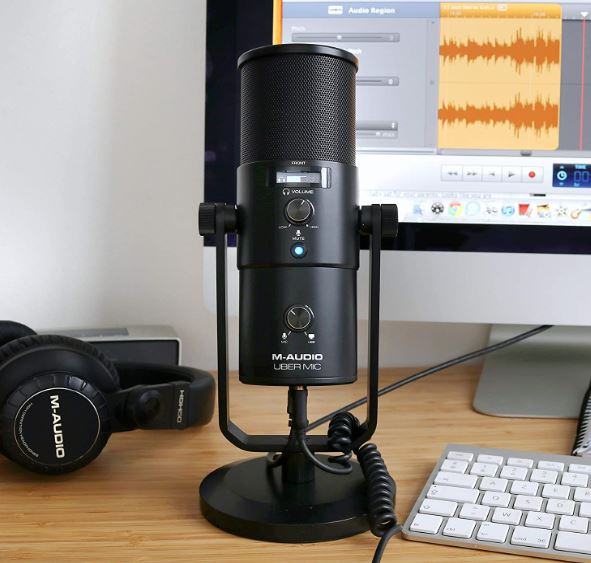 M-Audio Uber USB Mic