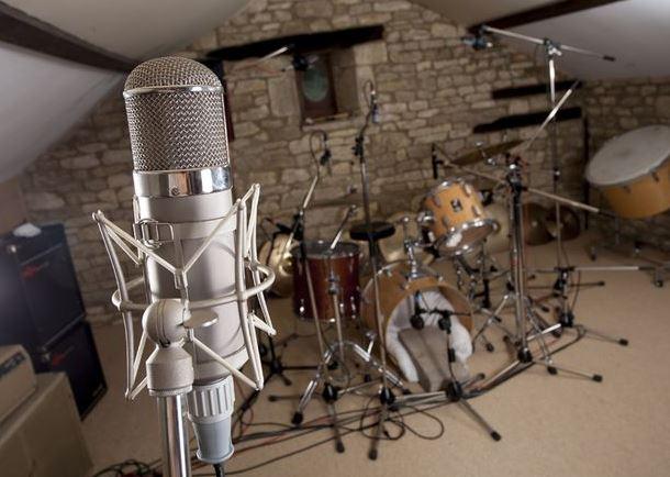drum room mic